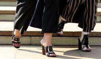 tendance chaussures femme